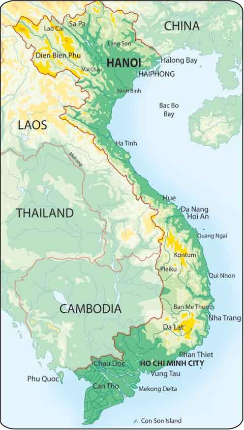 Vietnam And Friends Vietnam